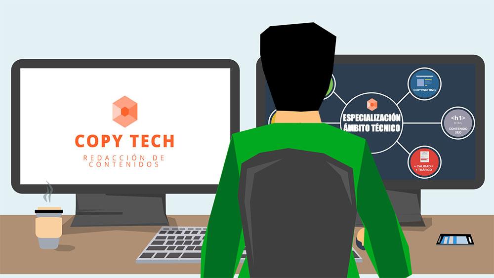 Copytech: especialización en el ámbito técnico